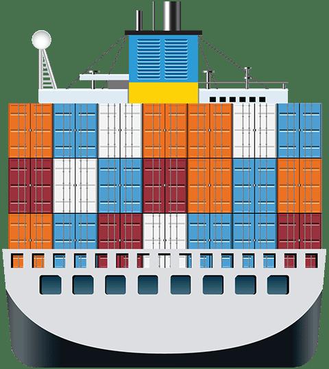 Air Freight Sea Freight Shipping الشحن الجوي الشحن البحري